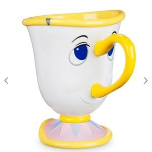 Disney Store Chip Cup Beauty & the Beast Kids Toy